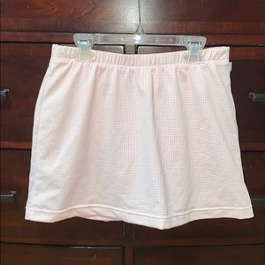 VINTAGE Nike Tennis Skirt- Light Pink